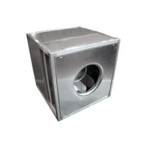 Direct drive box fans