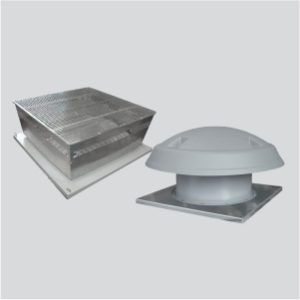 axial roof fans