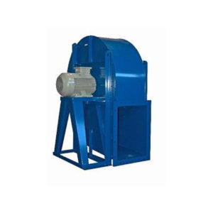 Backward curved blade centrifugal fans for clean air